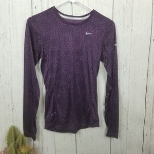 Nike Dri-Fit long sleeve shirt size XS